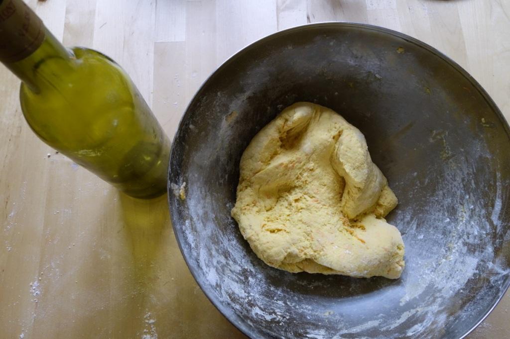 Small dough