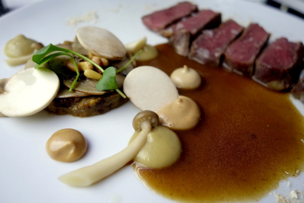 Holstein beef